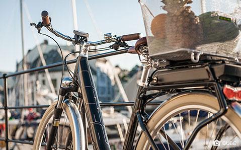 Sähkökaupunkipyörä kuva