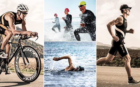 Triathlon on tavoitteellisen urheilijan laji