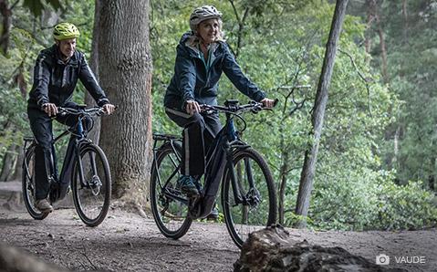 E-Trekkingbikes