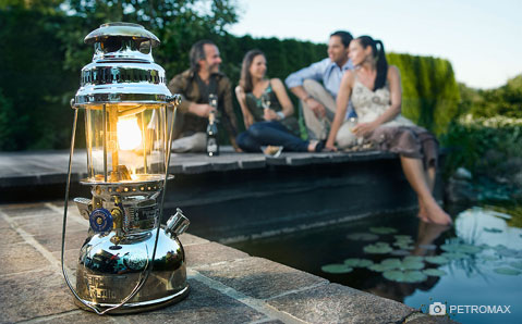 Petromax – Leuchten mit Stil