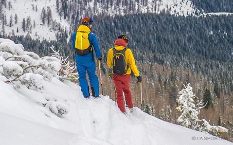 La Sportiva on kiipeilijöille