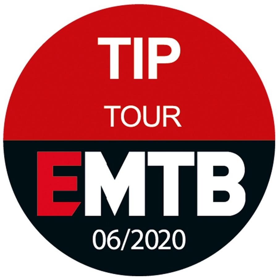 Tipp Tour EMTB 06 / 2020 - Cube Stereo Hybrid 140 HPC SLT 625 Nyon
