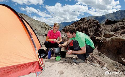 Campingküche – Für kulinarische Outdoor-Erlebnisse
