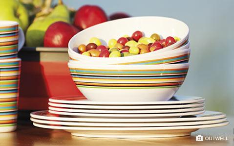 Essgeschirr: Teller & Schüsseln