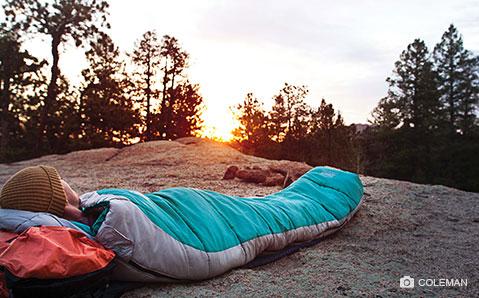 Mumienschlafsäcke – Schlafen wie ein Pharao