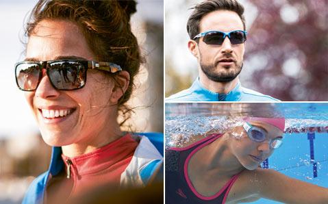 Sportbrillen – Klare Sicht, bessere Performance.