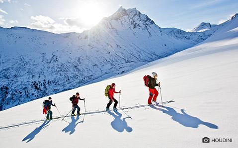 Wintersport – Ab in den Schnee!