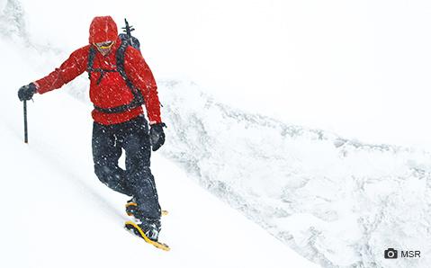 Schneeschuhe – Wandern ohne Grenzen