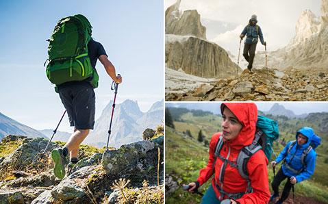 Trekking & Wandern