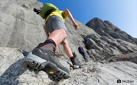 Bergstiefel – Trittsicher bergauf und -ab