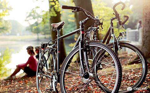 Vélos de ville ortler