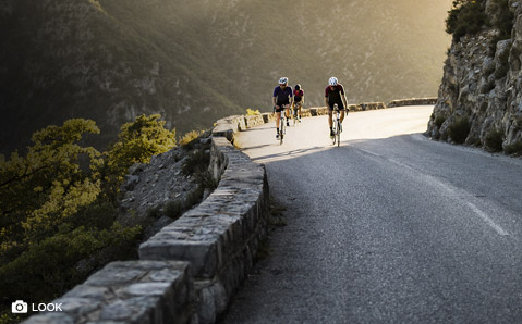 Sykler, sykkeldeler og tilbehør fra Look