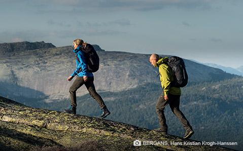Wander- & Trekkingrucksäcke – Für die große Tour