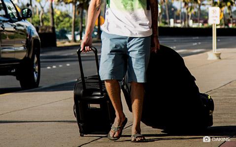 Trolleys – Gepäck spazieren führen