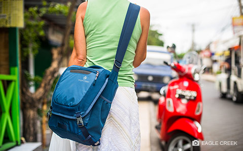 Umhängetaschen – Gepäck auf die leichte Schulter nehmen