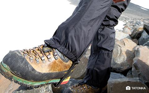 Gamaschen – Schnee im Schuh war gestern