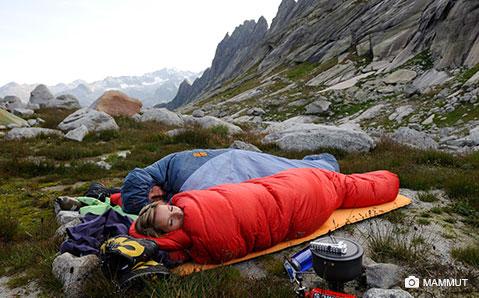 Biwaks – Der Schlafsack für den Schlafsack
