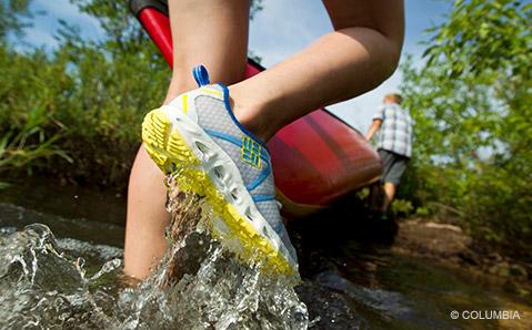 Wassersportschuhe – Halt, Schutz und Komfort