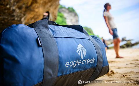 Eagle Creek - onderweg met onverwoestbare bagage