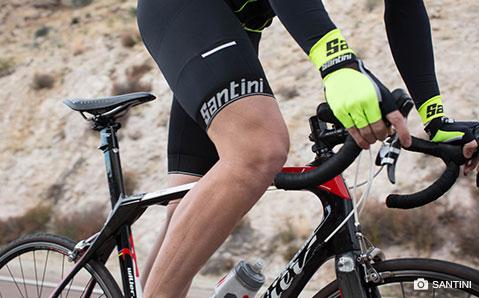 santini fietskleding