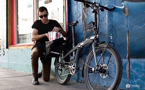 Vélo pliant tern