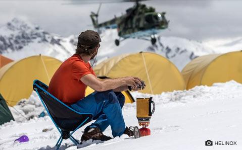 Équipement camping Helinox