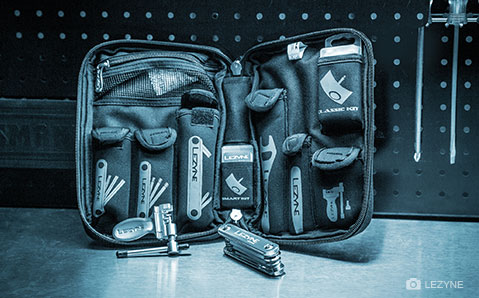 Boîte à outils Lezyne