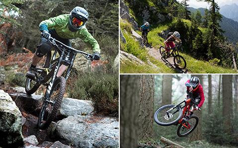 Hardtail mountainbikes - Voor beginners en professionals