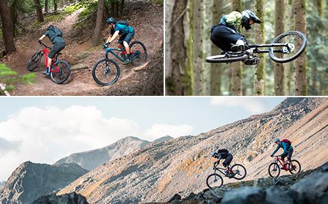 Full Suspension mountainbikes – Volledig geveerde actie!